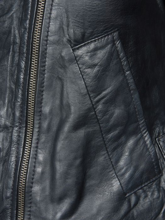 DIESEL L-SIENNA-C Leather jackets D d