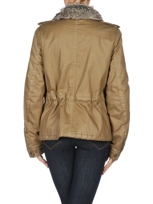 DIESEL W-RAMA Winter Jacket D r