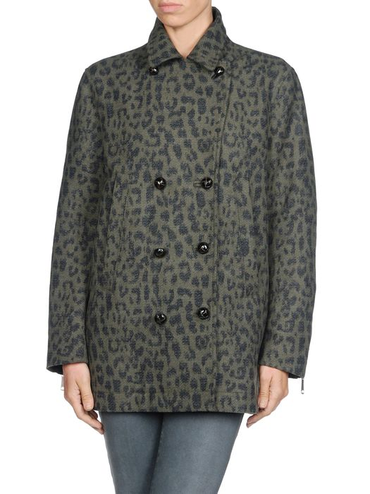 DIESEL W-MARGE Winter Jacket D e