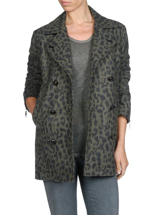 DIESEL W-MARGE Winter Jacket D f