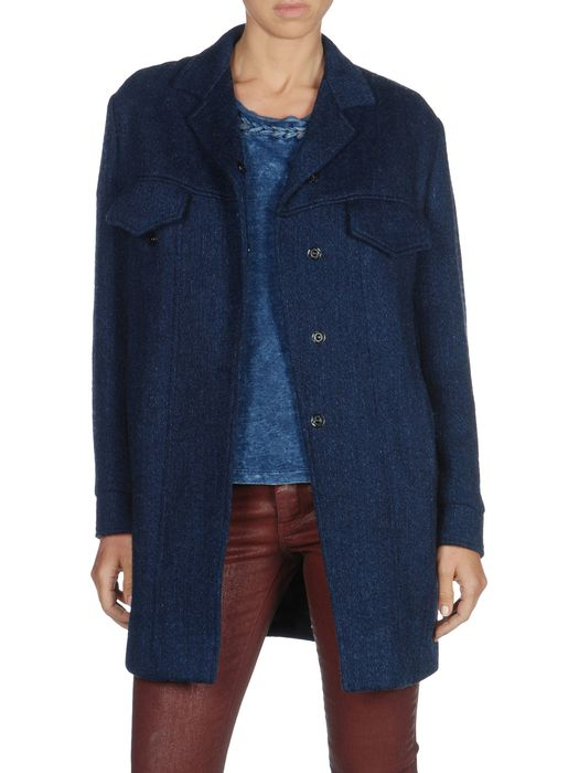DIESEL W-ANXY Winter Jacket D f