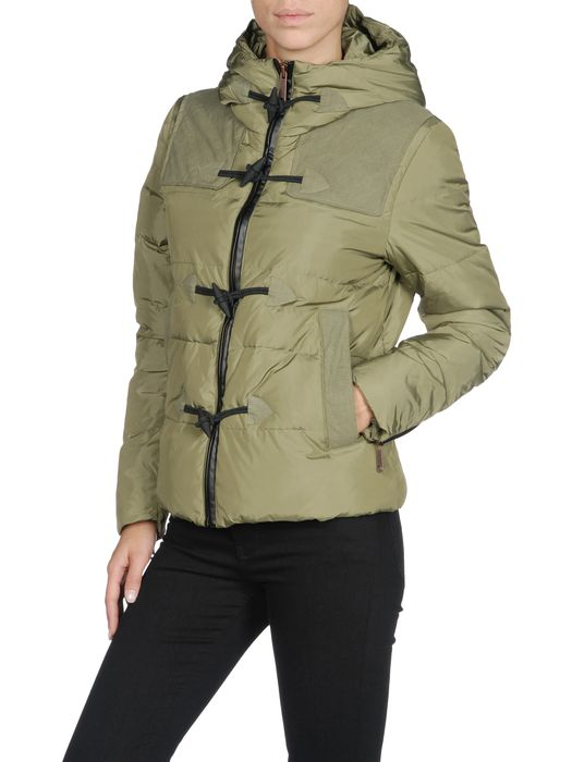 DIESEL W-BETTY Winter Jacket D f