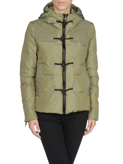 DIESEL W-BETTY Winter Jacket D e