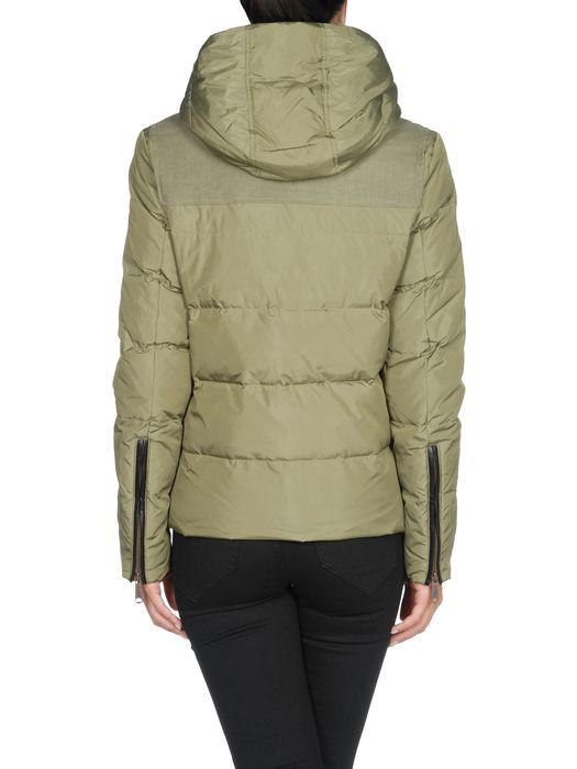 DIESEL W-BETTY Winter Jacket D r
