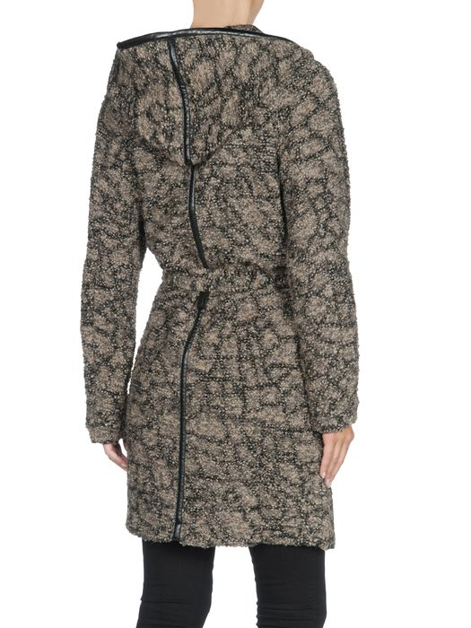 DIESEL W-ILIA Winter Jacket D r