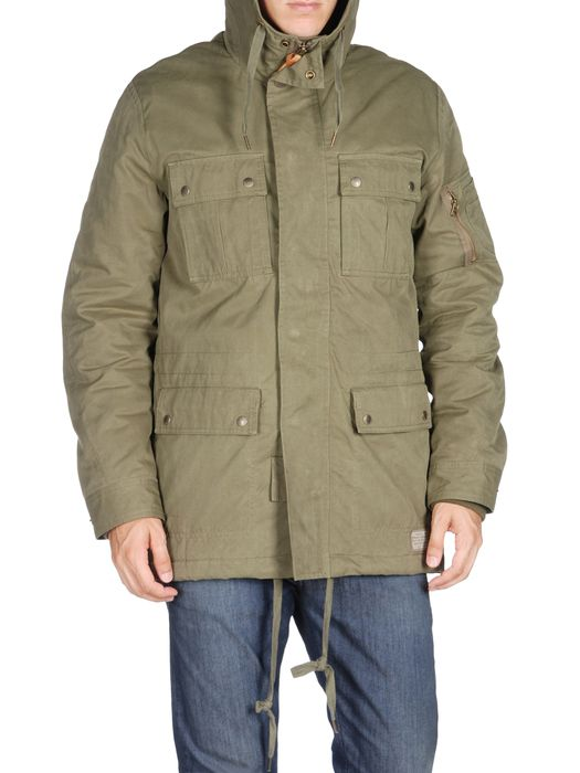DIESEL WACLARRIS Winter Jacket U e
