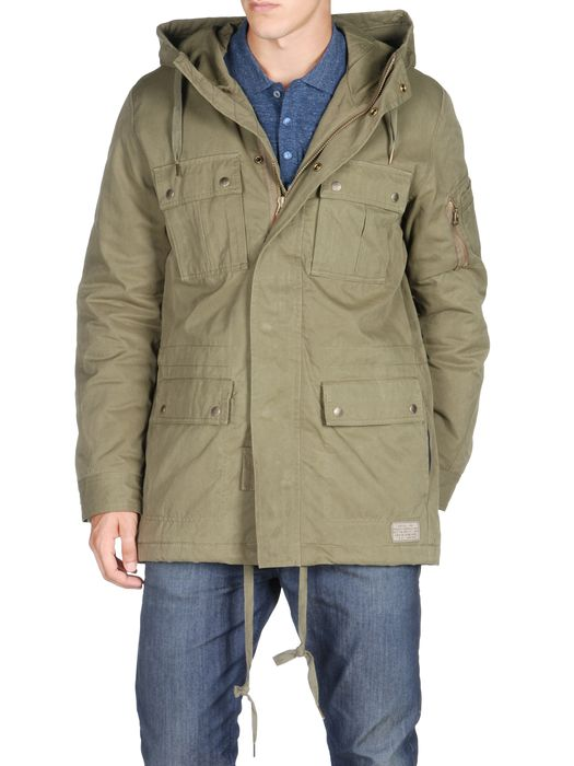 DIESEL WACLARRIS Winter Jacket U f