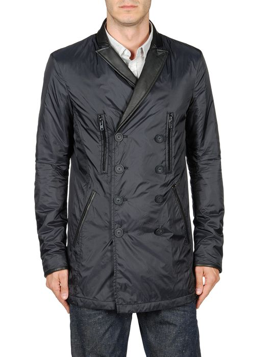 DIESEL W-TALEK Winter Jacket U e