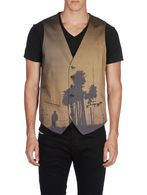 DIESEL J-PHOTO Vests U e