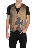 DIESEL J-PHOTO Vests U f