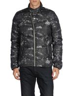 DIESEL W-CUTLASS Winter Jacket U e