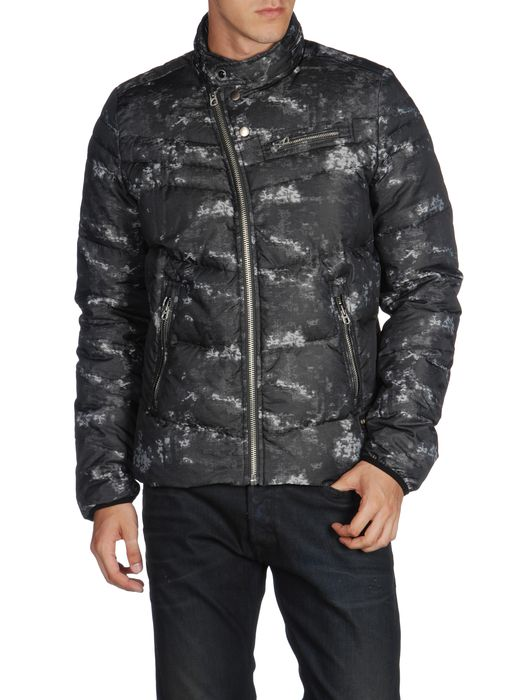 DIESEL W-CUTLASS Winter Jacket U f