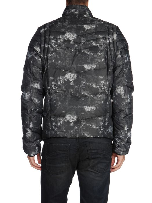 DIESEL W-CUTLASS Winter Jacket U r