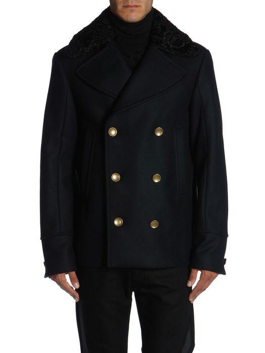 DIESEL BLACK GOLD JASTRAKAN Jackets U e