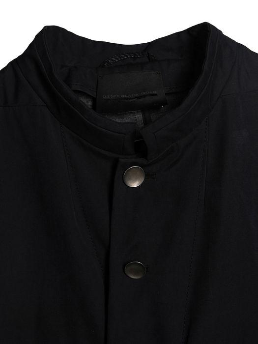 DIESEL BLACK GOLD JIMILITARY Jackets U d