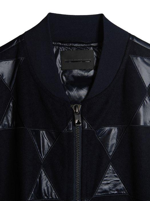 DIESEL BLACK GOLD JINSKA-ROMB Jackets U d