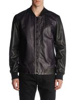 DIESEL BLACK GOLD LIPIRAM Leather jackets U e