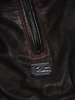 DIESEL LEPRANDIS Leather jackets U d