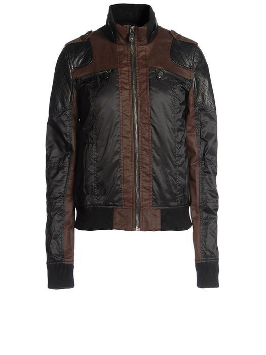 DIESEL BLACK GOLD GABATIX Jackets D f
