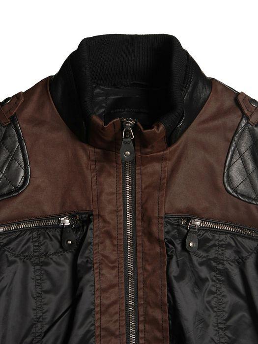 DIESEL BLACK GOLD GABATIX Jackets D d