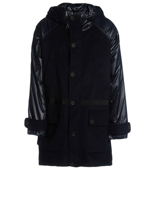 DIESEL BLACK GOLD JAPANIL-MIX Jackets U f