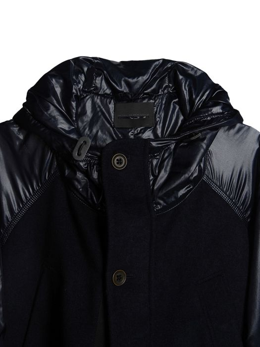 DIESEL BLACK GOLD JAPANIL-MIX Jackets U d