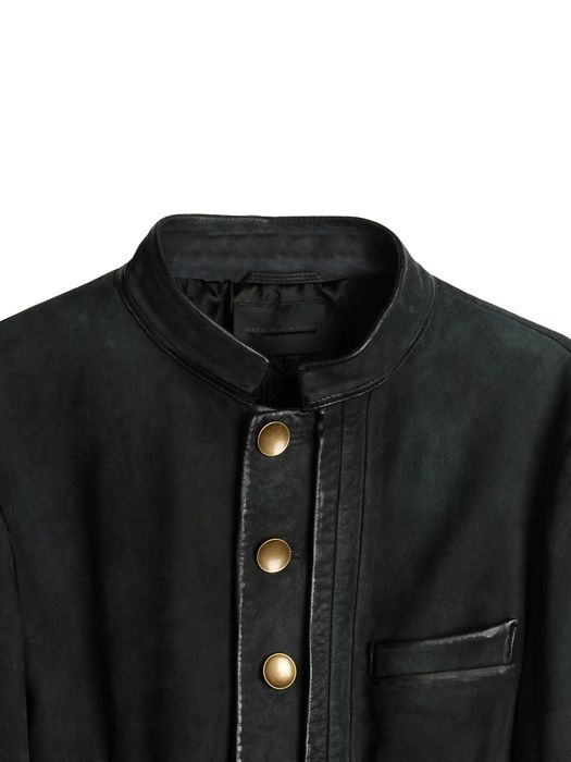 DIESEL BLACK GOLD LAFOLLY Leather jackets U d