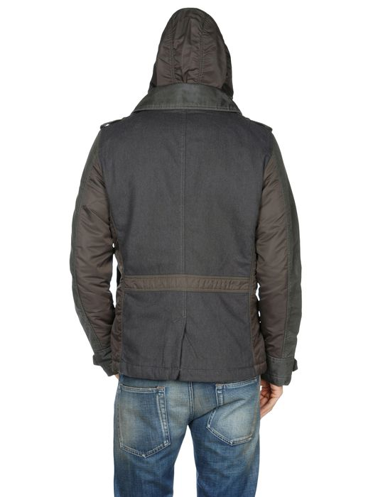 DIESEL WATAGAN Winter Jacket U a