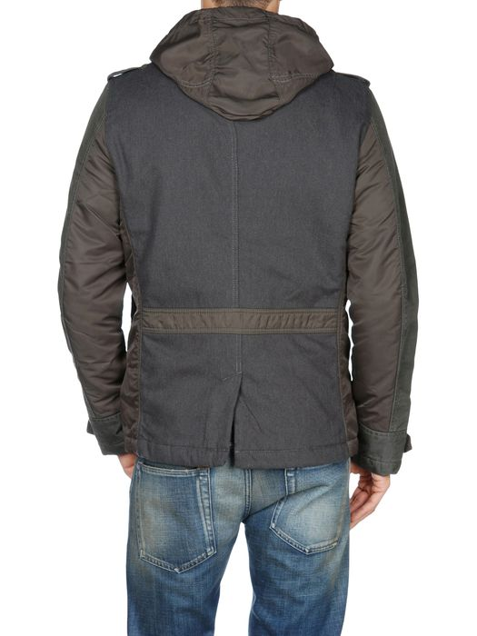 DIESEL WATAGAN Winter Jacket U r