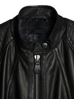 DIESEL BLACK GOLD LAYMAK Leather jackets D d