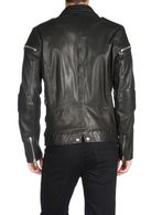 DIESEL L-RANSEUR Leather jackets U r