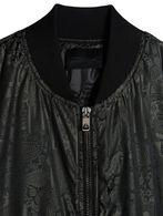 DIESEL BLACK GOLD JEMOLOG Jackets U d