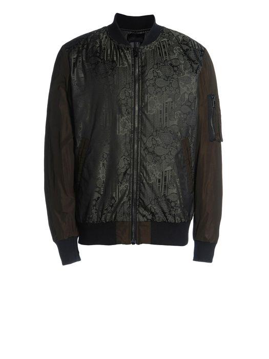 DIESEL BLACK GOLD JEMOLOG Jackets U f