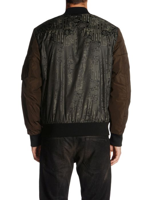 DIESEL BLACK GOLD JEMOLOG Jackets U r