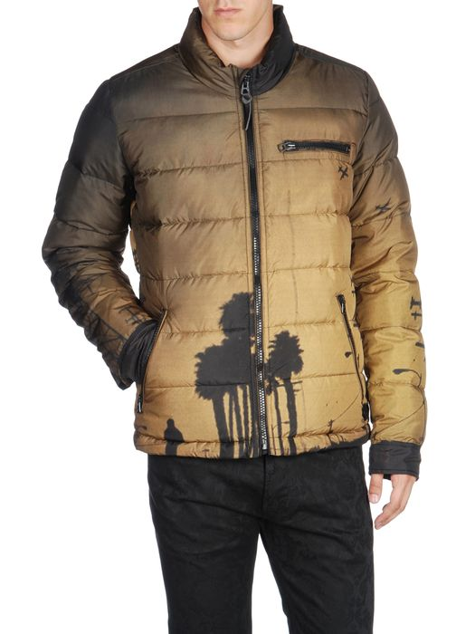 DIESEL W-MAIN Winter Jacket U f
