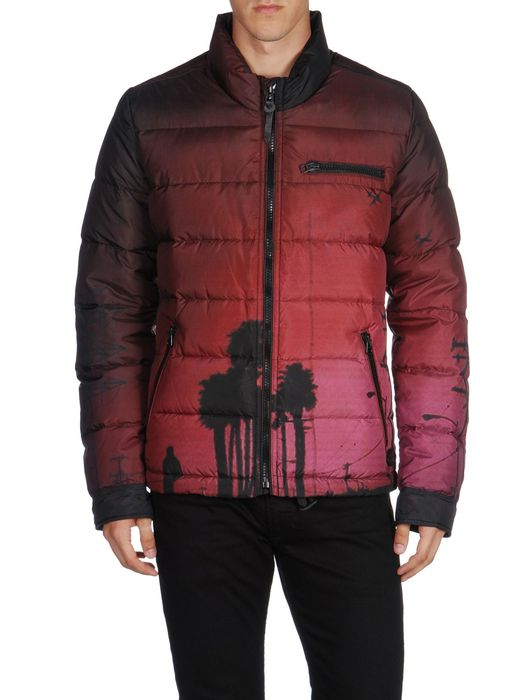 DIESEL W-MAIN Winter Jacket U e