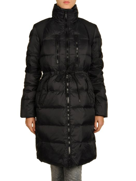 DIESEL W-ADORE-A Winter Jacket D e