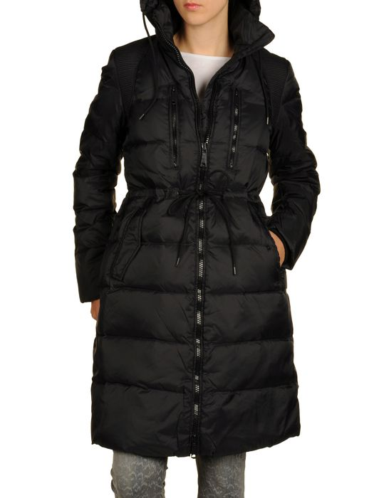 DIESEL W-ADORE-A Winter Jacket D f
