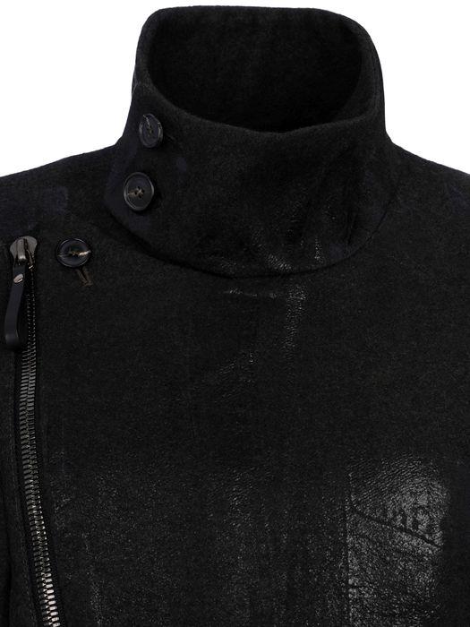 DIESEL BLACK GOLD GHINDAKI Jackets D d