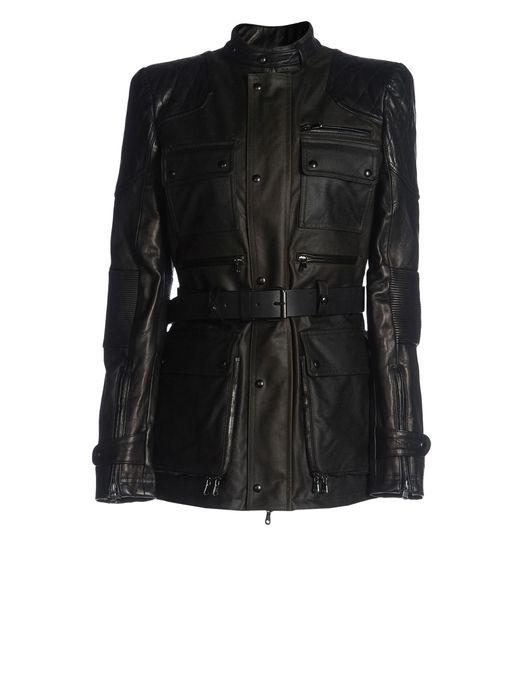 DIESEL BLACK GOLD KONIR-A Jackets D f
