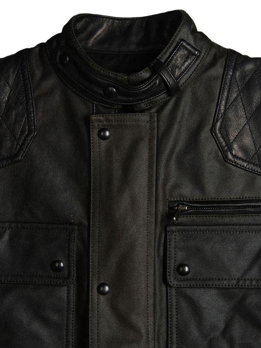 DIESEL BLACK GOLD KONIR-A Jackets D d