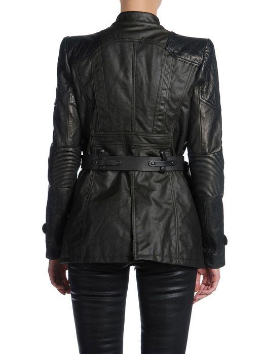 DIESEL BLACK GOLD KONIR-A Jackets D r