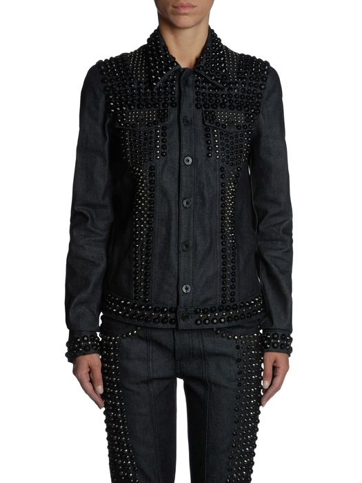 DIESEL BLACK GOLD GORIK-A Jackets D e