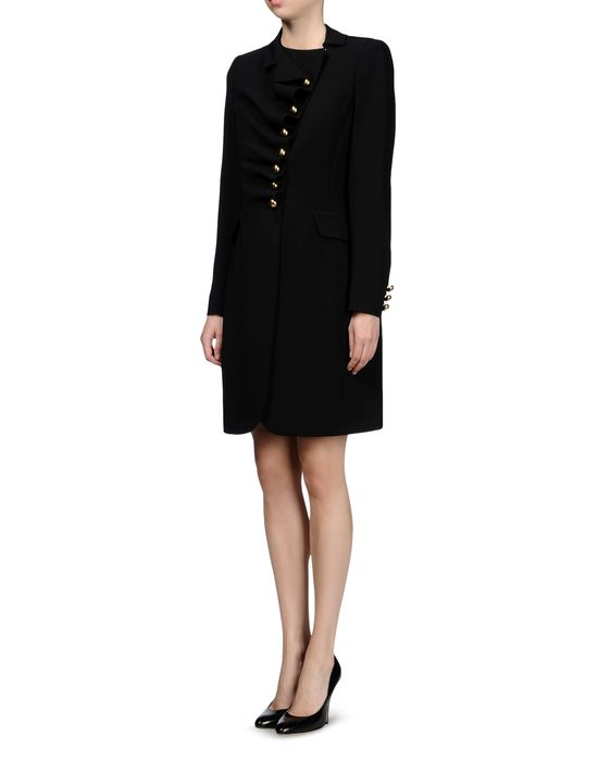 Full-length jacket Woman MOSCHINO