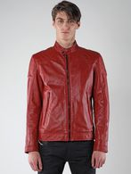DIESEL LALETA Leather jackets U f