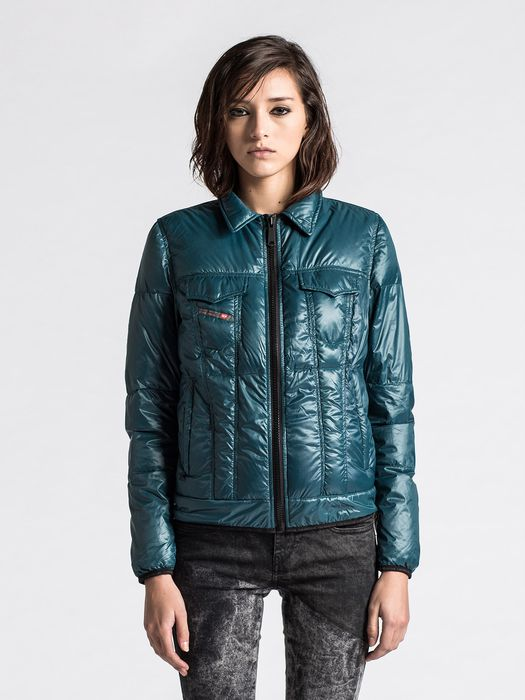 DIESEL W-NISHA Winter Jacket D f