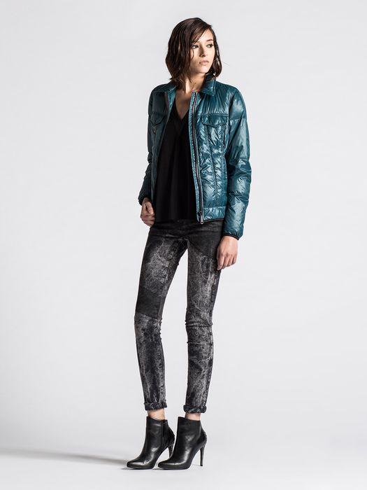 DIESEL W-NISHA Winter Jacket D r