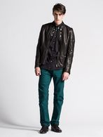 DIESEL L-AYME Leather jackets U r