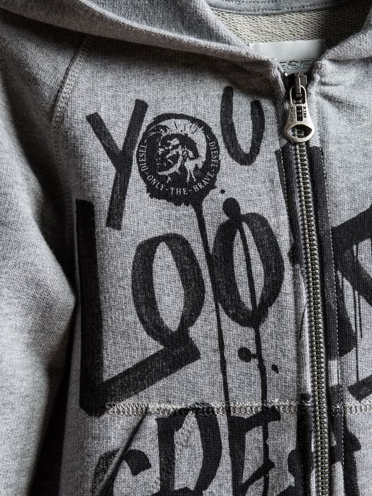 DIESEL SAIDDI Sweaters U a