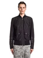 DIESEL BLACK GOLD JINSKA-PATCH Jackets U f